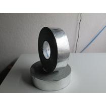 10 Cintas Aislar Termicas Aluminio Aereo Espacial 25mm Ancho