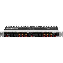 Pm0 Crossover Behringer Cx3400 2-3 Vías Stereo 4 Vías Mono