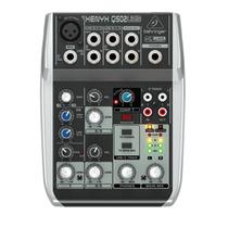 Behringer Xenyx Q502usb Usb Audio Mixer Mezclador Nuevo Maa