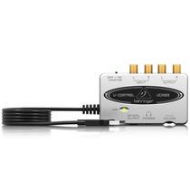 Behringer Uca202 Audio Interface Envio Gratis Nuevo Maa
