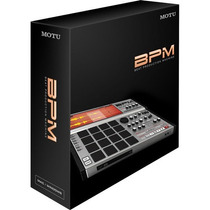 Motu Bpm 1.5 Instrumento Virtual