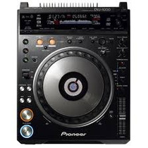 Pioneer Dvj-1000 Reproductor Profesional Cd/dvd