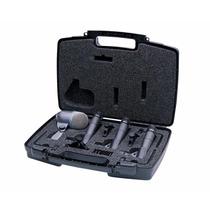 Kit De Microfonos Para Bateria Shure Dmk57-52