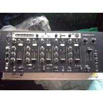 Mixer De 5 Canales Nox 1010 De Beheringer