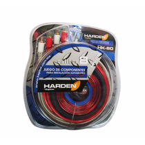 Kit De Instalacion Profesional Calibre 8 Cables Y Accesorios