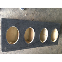 Cajones Para Bocinas 6x9 Forrados