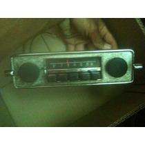 Vw Vocho Clasico Radio Saphire Con Caratula Funcionando