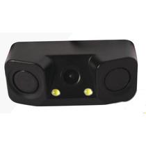 3en1 Camara De Reversa + Sensor De Reversa + Visión Nocturna