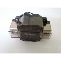 Voltimetro Y Amperimetro Digital Para Auto Xscorpion Dav02p