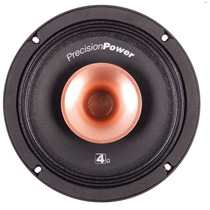 Medio Bajo Precision Power De 2 Vias Car Audio Pm2.654