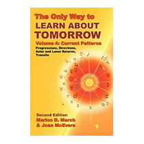 Only Way To Learn About Tomorrow, Volume 4,, Marion D March