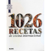 Le Cordon Bleu 1026 Recetas De Cocina Internacional Cheff