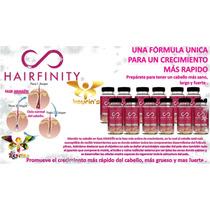 Hairfinity Vitaminas Para El Crecimiento Del Cabello
