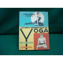 S. Vandalahari, Lecciones Fundamentales De Yoga