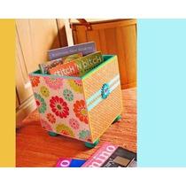 Scrapp Book Y Decoupage Para Que Derroches Tu Creatividad