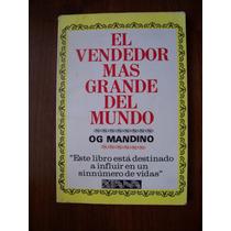El Vendedor Mas Grande Delmundo-autoayuda-aut-og Mandino-op4