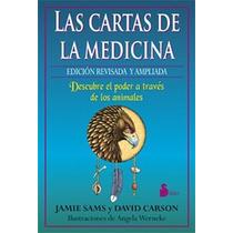 Libro Cartas De La Medicina-angeles-magia-hadas Tarot-cartas