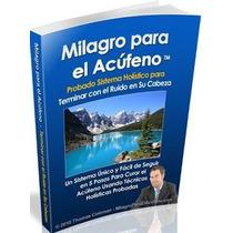 E-book Milagro Para El Acufeno
