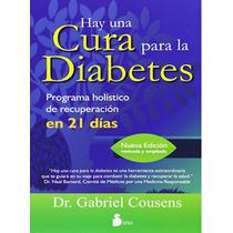 Libro Hay Una Cura Diabetes Nutricion Alimentacion Cocina