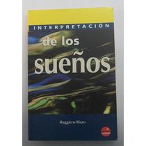 Interpretación De Los Sueños / Ruggiero Rizzo