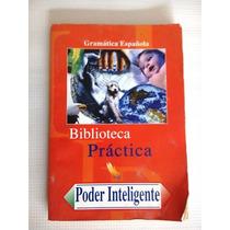 Libro Gramática Española Biblioteca Practica
