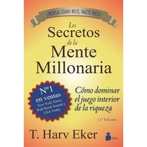 Libro Secretos Mente Millonaria-reiki Terapia Energetica San