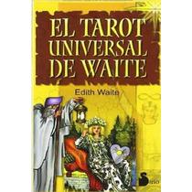 Libro Tarot Waite-tarot-oraculos-wiccas-magia Angeles-cartas