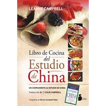Libro Estudio De China Nutricion-alimentacion-cocina