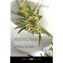 Libro Medicina Natural Acupuntura Homeopatia Tratamiento