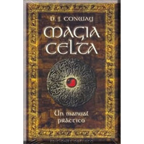 Libro Magia Celta-oraculos Tarot Wiccas Magia Cartas