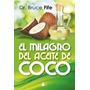 Libro Aceite De Coco Naturismo Salud Nutricion Cuerpo Alimen