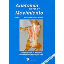 Libro Anatomia Movimiento Yoga Mente Autoayuda Cerebro