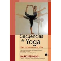 Libro Secuencias De Yoga Yoga Mente Autoayuda Budismo