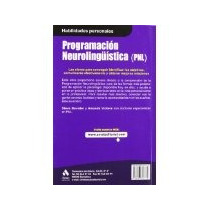 Libro Programacion Neurolinguistica Pnl