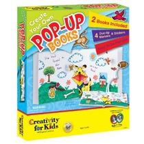 Cree Sus Propios Pop-up Libros