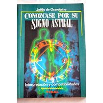 Libro Conózcase Por Su Signo Astral Rm4