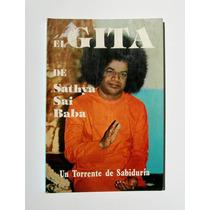 Sathya Sai Baba El Gita, Sabiduria Libro Mexicano 1992