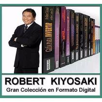 Super Colección Libros Robert Kiyosaki Superación Personal