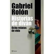 Historias De Diván De Gabriel Rolón-ebook-libro-digital