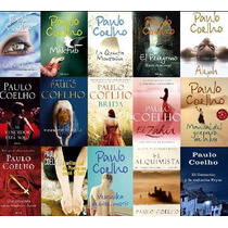 Colección De Libros Digitales De Paulo Coelho