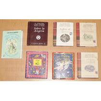Kit 7 Mini Libros Bolsillo * Amor Exito Alegria Amistad