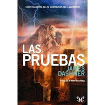 Las Pruebas James Dashner Libro Digital