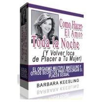 Como Hacer El Amor Todas Las Noches-ebook-libro-digital