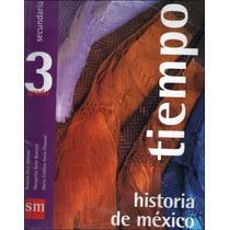 Libro: Historia De México 3 De Secundaria Envío $30