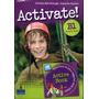 Libro: Activate Students Book Envío $30