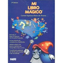 Mi Libro Mágico - Carmen Álvarez . Envío Gratis - Sp0