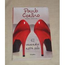Libro El Vencedor Esta Solo De Paulo Coelho Perfecto Estado