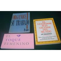 Libros Para La Mujer Vendedora