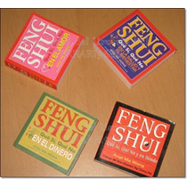 Feng Shui * 4 Libros Guias Para Salud Bienestar Amor Dinero