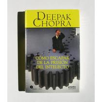 Deepak Chopra Como Escapar De La Presion Audio-libro, Nuevo